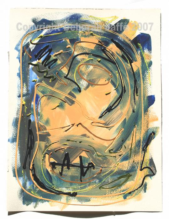 numb, Lost and Empty - Deborah Jaffe