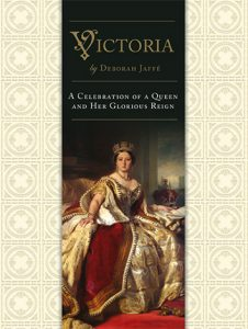 Victoria, by Deborah Jaffé, republished 2016 by Andre Deutsch