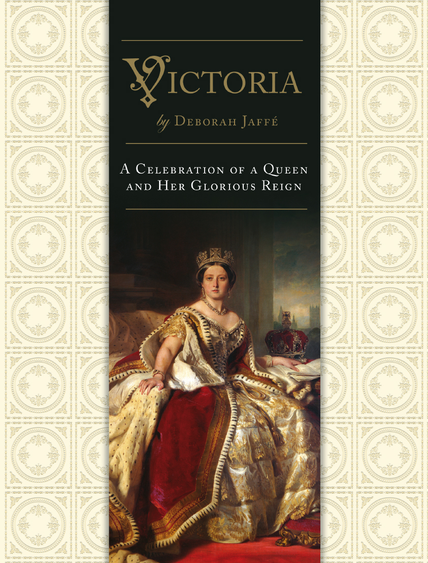 New edition of Victoria by Deborah Jaffé